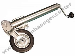 Automatik-Stützrad 60mm für PKW Anhänger