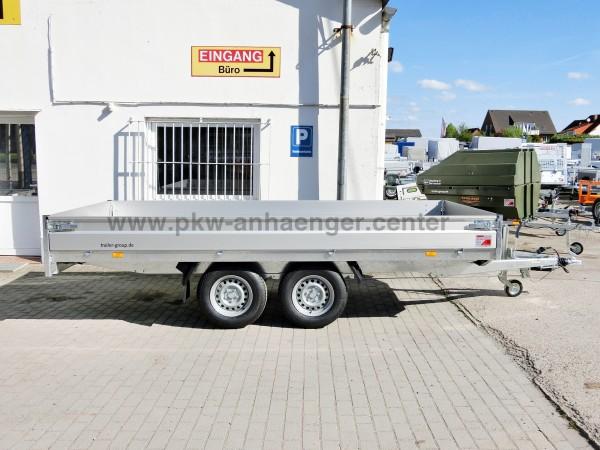 Pritschenhochlader HAPERT AZURE H2 2700kg 405x200cm