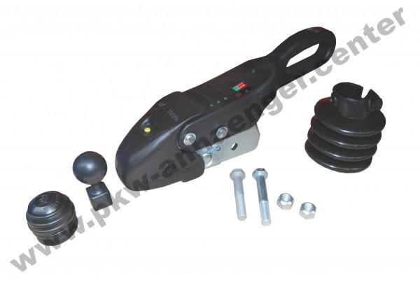 Antischlingerkupplung WINTERHOFF WS3000 bis 3000kg mit Schloß 50mm 14mm Löcher