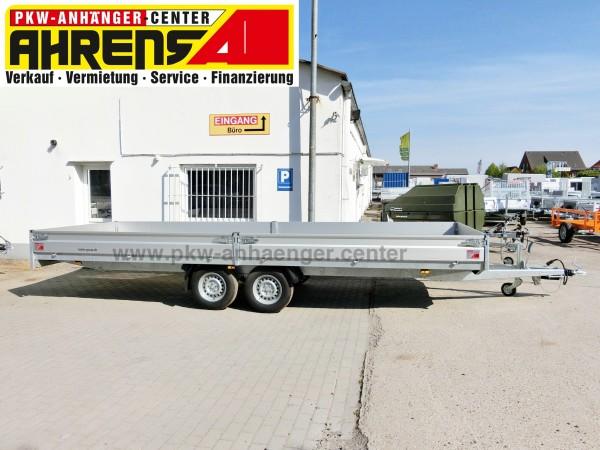 HAPERT AZURE H2 2700kg 505x240x30cm Hochlader