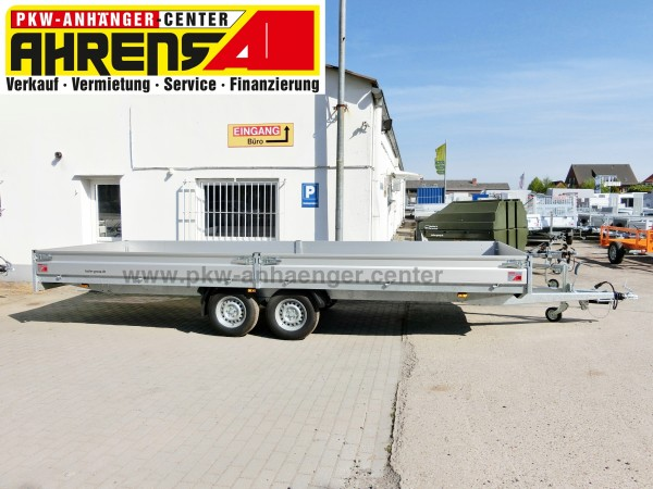 Hochlader HAPERT AZURE H2 3500kg 605x200cm
