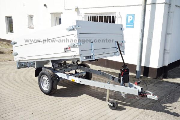 Anssems KLTB 1350 251x150x60cm Rückwärtskipper Bordwandaufsatz
