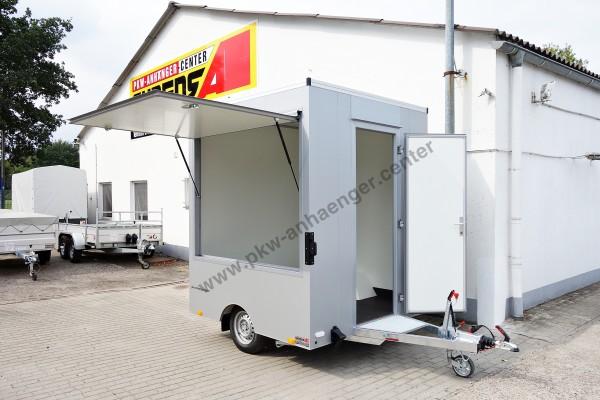 Verkaufsanhänger Seller-S 1000kg 200x200x230cm