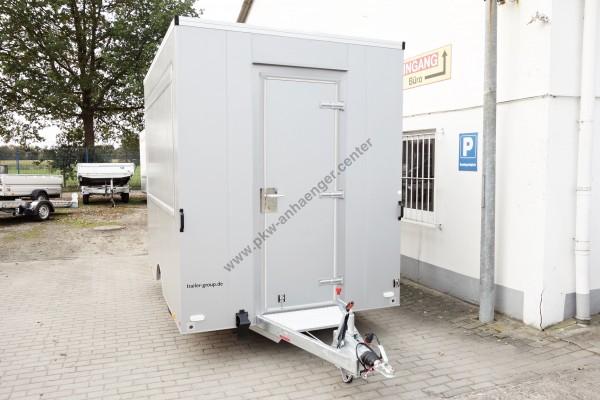 Verkaufsanhänger Seller-L 1300kg 300x200x230cm