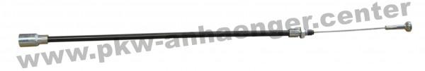 Bremsseil Seilzug Knott HL1230 / GL1430 Glocke 22mm Kugel