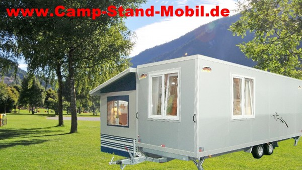 CampStandMobil 1565 1500kg 650x230x220cm