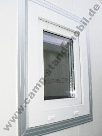 Fenster 50x60cm einflügelig für CampStandMobil