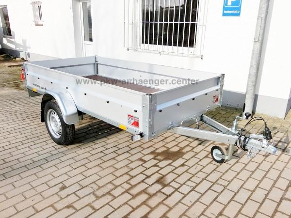 Pkw Anhänger STEMA BASIC STL 750kg 251x128x35cm