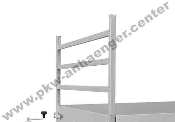 Vordergitter 153cm Breite für Anssems PSX Hochlader H-Gestell