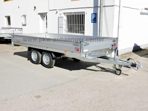 Pritschenhochlader HAPERT AZURE H2 2000kg 405x180cm