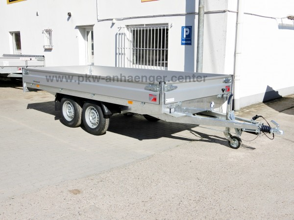HAPERT AZURE H2 2700kg 405x180cm Hochlader