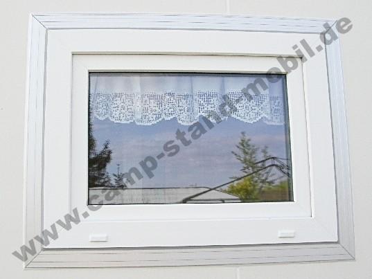 Fenster 80x60cm einflügelig für CampStandMobil