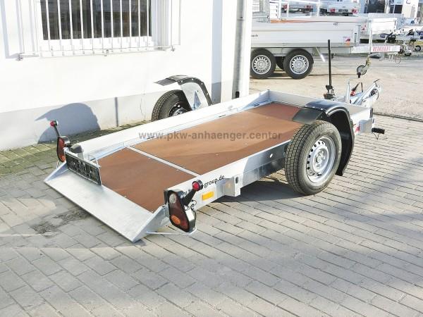 Absenkanhänger Lifter Husky 1000kg Vezeko