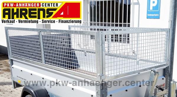 Laubgitteraufsatz für Stema MUT 251x128cm