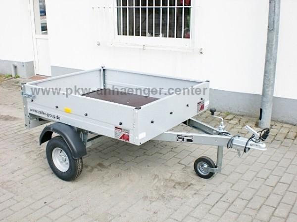 Pkw Anhänger STEMA MINI 350kg 134x108x26cm