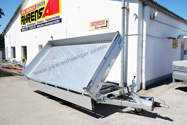 Hapert Dreiseitenkipper Cobalt HM2 Ferro 3500kg 335x180x30cm