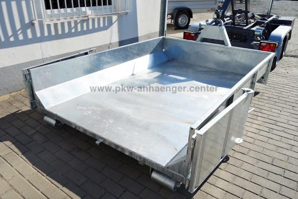 Abrollmulde Container Mulde für Absetzmuldenanhänger