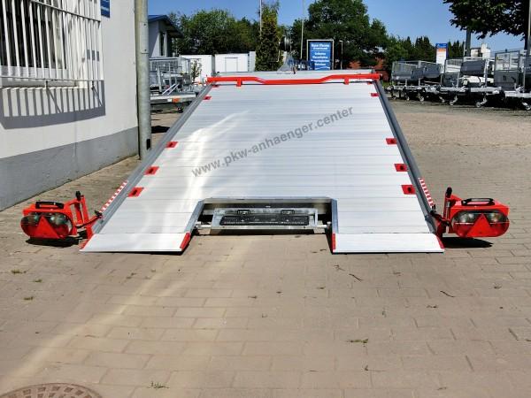 Autotrailer Vezeko IMOLA 30.43 3000kg ankippbar Hochlader