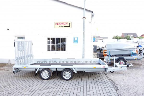 Maschinentransporter Hapert Indigo LF2 3000kg 410x184cm