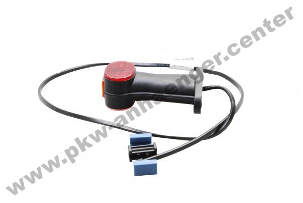 Umrissleuchte Aspöck Superpoint II rot/weiß DC Kabel
