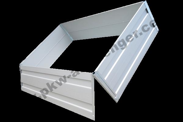 Aufsatz 70cm für Hapert COBALT und AZURE 405x200cm