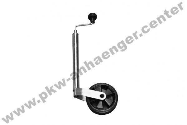 Stützrad 35mm für PKW Anhänger