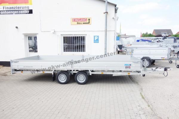 Hulco MEDAX-2 2600kg 502x203x30cm Hochlader