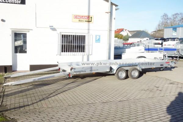 Anssems AMT 3000 507x200 Autotransportanhänger