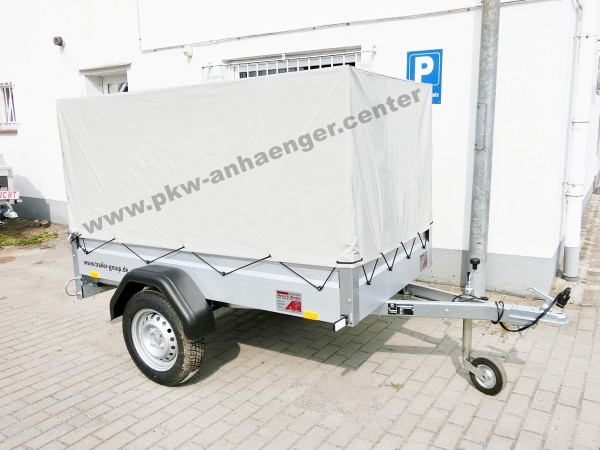 Planenanhänger STEMA BASIC 750kg 201x108x33cm
