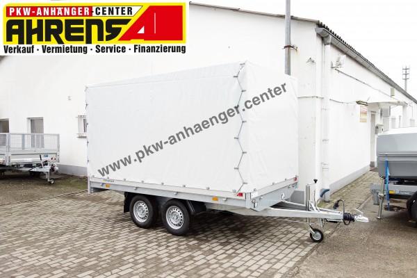 Planenanhänger Hochlader Hapert Azure H2 2000kg 335x180x180cm