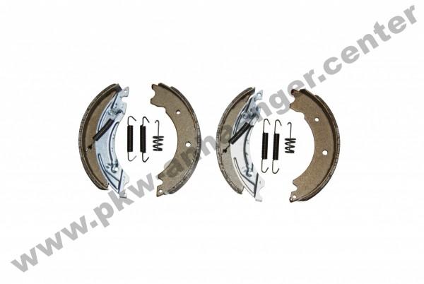 KNOTT Bremsbackensatz 200x50 für Bremse 20-2425/1, 20-964/1