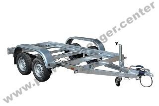 HAPERT AZURE L2 Chassis 3500kg 300x130cm Pkwanhänger