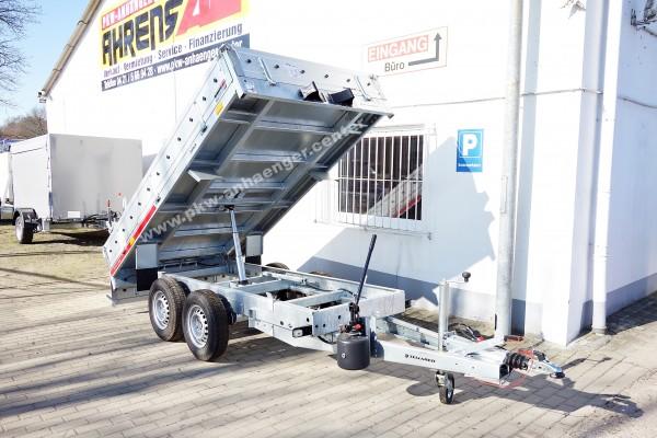 Heckkipper TEMARED 2700kg 305x153x30cm