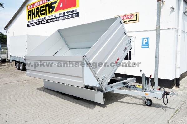 Anssems KSX 2500 305x178E 70cm Aufsatz E-Hydraulik Dreiseitenkipper