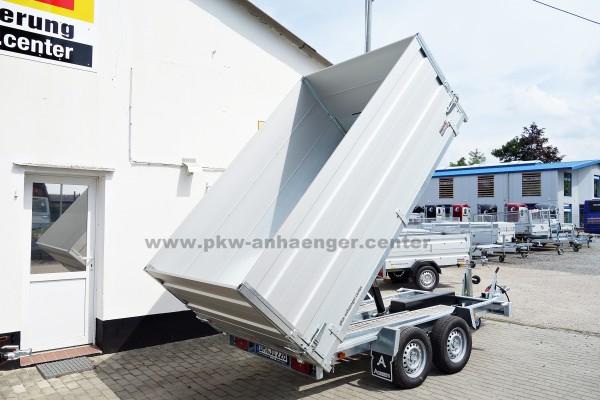 Anssems KSX 3500 305x178E 70cm Aufsatz E-Hydraulik Dreiseitenkipper