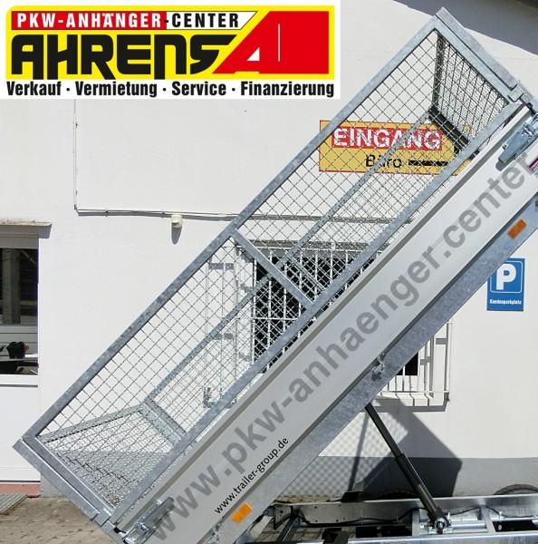 Gitteraufsatz für Hapert Cobalt und Azure 305x160cm